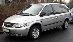 Chrysler Voyager front 20090206.jpg