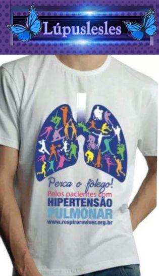 """Lúpuslesles: Campanhã ABRAF """"Perca o Fôlego pelos Pacientes com Hipertensão Pulmonar"""""""