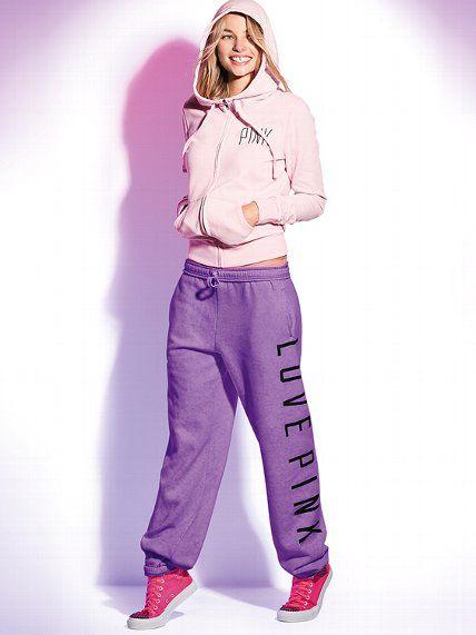Victoria's Secret PINKCampus Pant