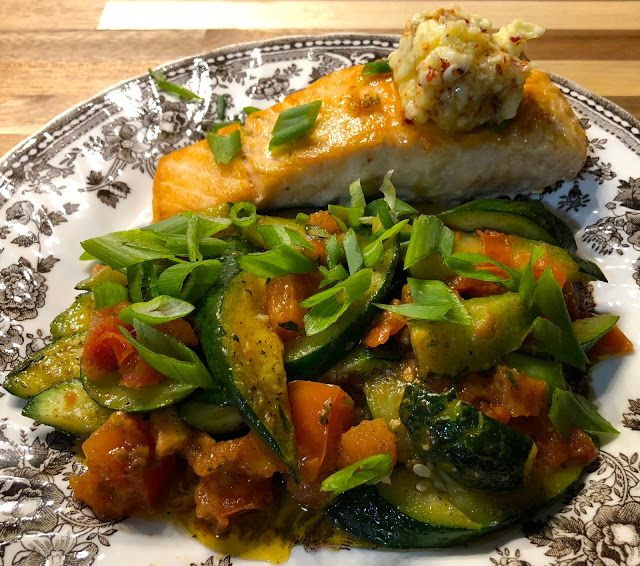 56th Home Chef Delivery Review & $30 Free Food, Hot Honey Salmon #HomeChef