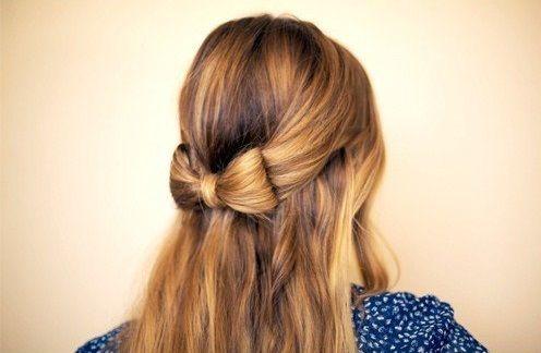 Relasé: Come realizzare un fiocco... di capelli? - tutorial