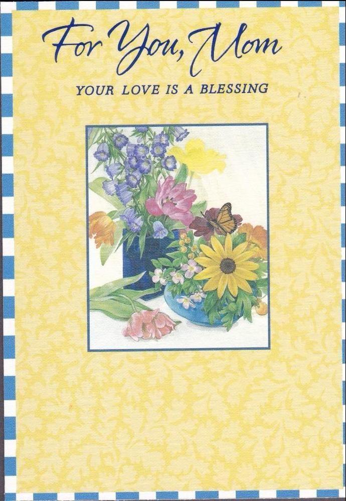 Christian Greeting Card, Birthday, For You, Mom #Ambassador #Birthday