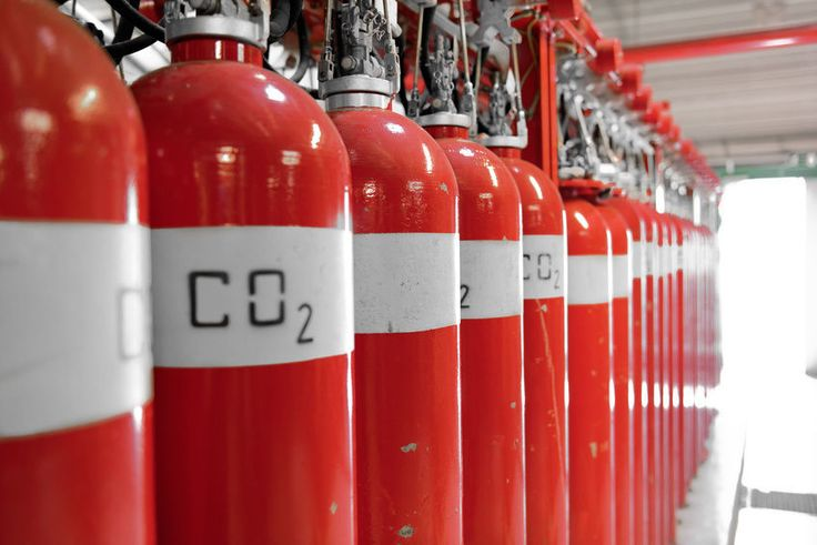 How to refill a co2 fire extinguisher fire extinguishers