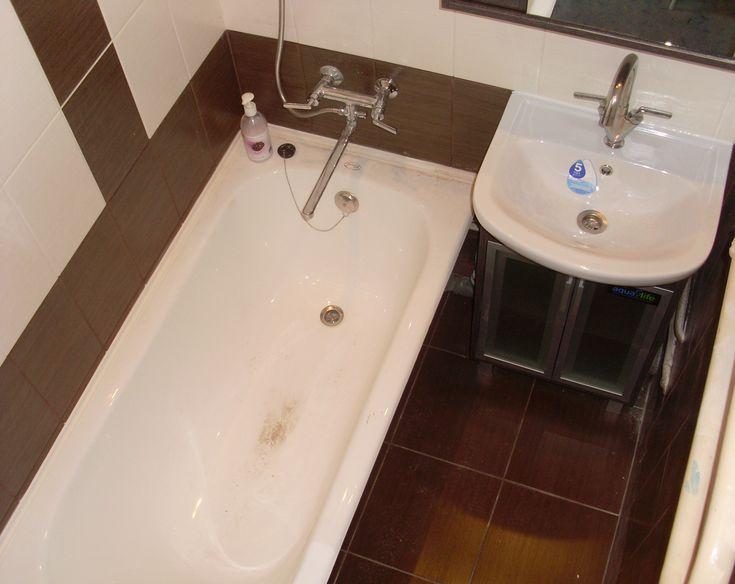 ремонт маленьких ванных