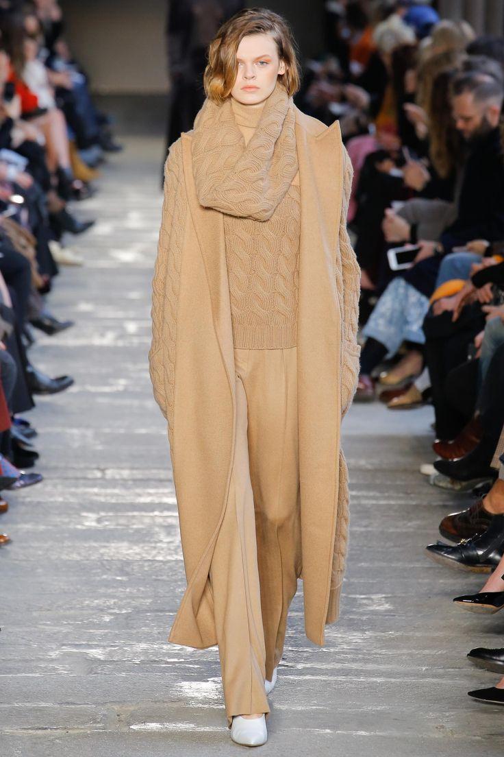 Dfil Max Mara Prt porter Femme Automne hiver 2017