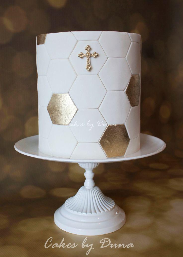 Christening or Communion cake