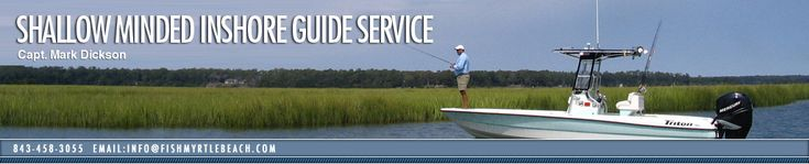 Charter Fishing in Myrtle Beach | North Myrtle Beach Charter Boats | Fishing Information