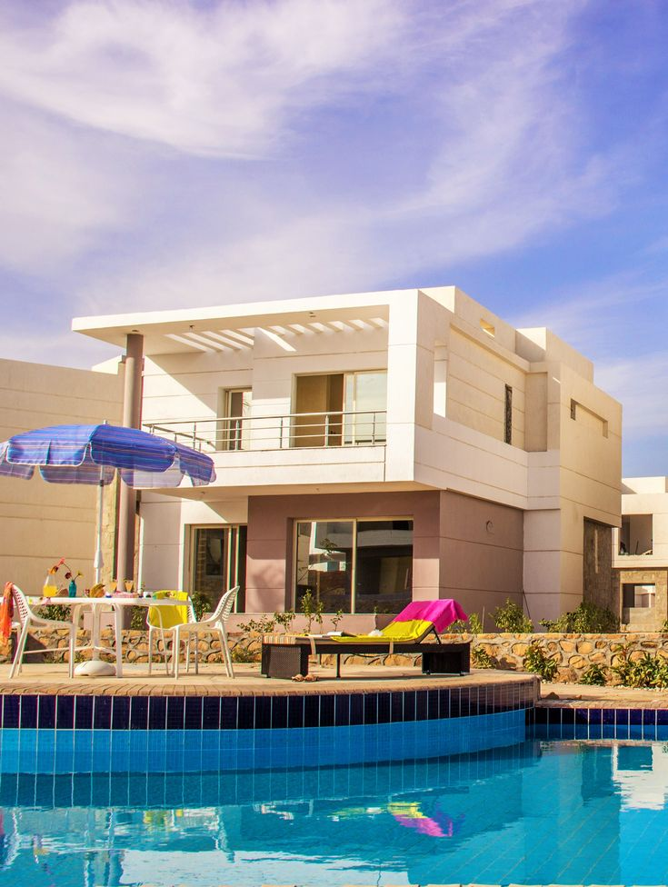 SKY STAR VILLAS Hurghada South Cost The Location: The SKY STAR VILLAS Are  Located On The Hurghada South Coast, Very Close To The SENZO Shopping Mall  And The ...