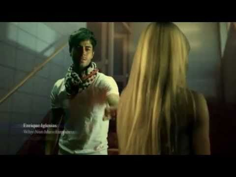 Enrique Iglesias - Why Not Me HD Video Song With Lyrics