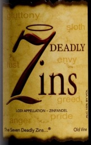7 Deadly Zins Michael David Winery