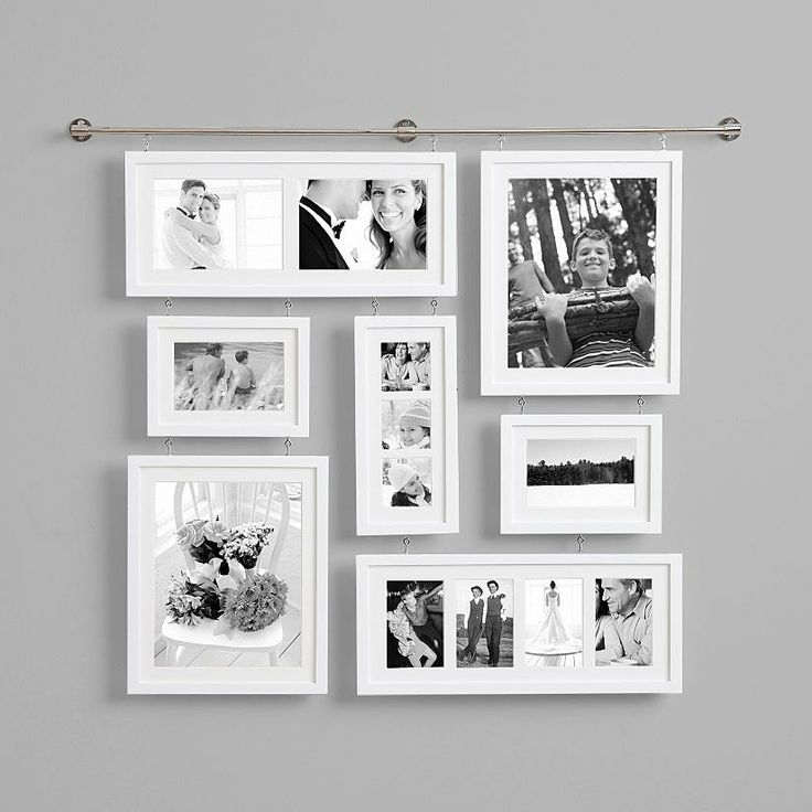 238 Best Images About Home Photo Wall Display On Pinterest
