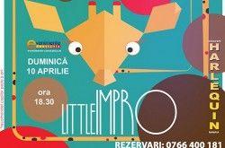 LittleIMPRO – Teatru de Improvizatie la Harlequin Mamaia - http://activecity.ro/city/constanta/event/littleimpro-teatru-de-improvizatie-la-harlequin-mamaia/