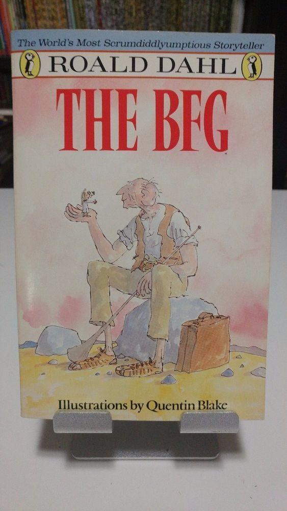 The BFG by Roald Dahl (1989, Paperback)
