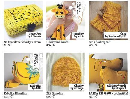 Nech Slnko vedie Vaše ihly, ihlice a háčkovky... diela a dielka vytvorené šikovnými rukami s pomocou jednoduchých nástrojov... Pekné že?