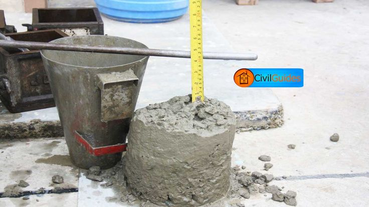Concrete Slump Test – Definition, Types, Procedure.