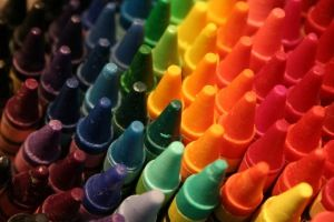 Rainbow Crayons: Colleges Fashion, Schools, Summer Picnics, Psychology Of Colors, Boxes, Colors Palettes, Fun Facts, Fashion Tips, Crayons