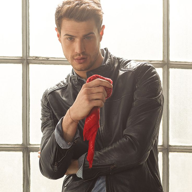 Seduce with your look! :) Jacket for Man: 115683  #salsajeans