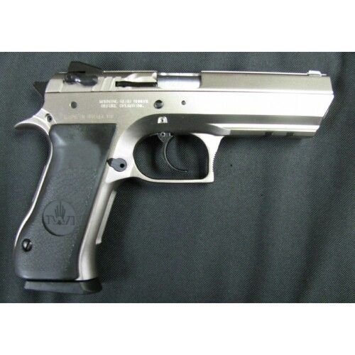 chrome baby desert eagle - photo #2