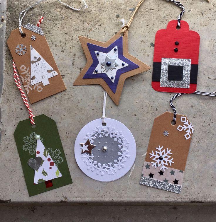Kerst Cadeau Labels ...