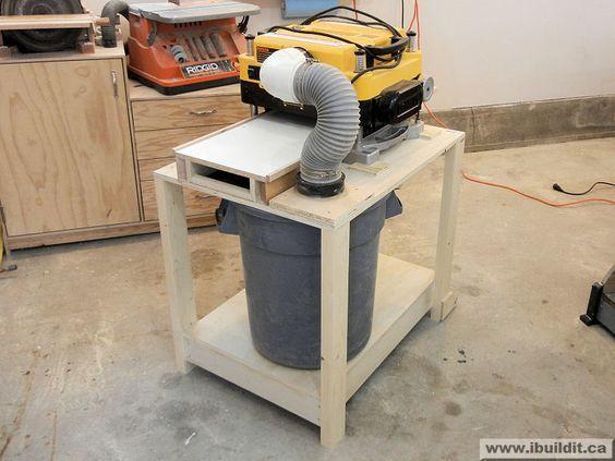 28 best favorite woodworking tools images on pinterest woodworking mobile planer stand for dewalt dw735 fandeluxe Gallery