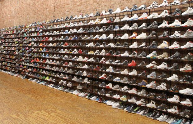 Flight Club - The Best Sneaker Boutiques in NYC