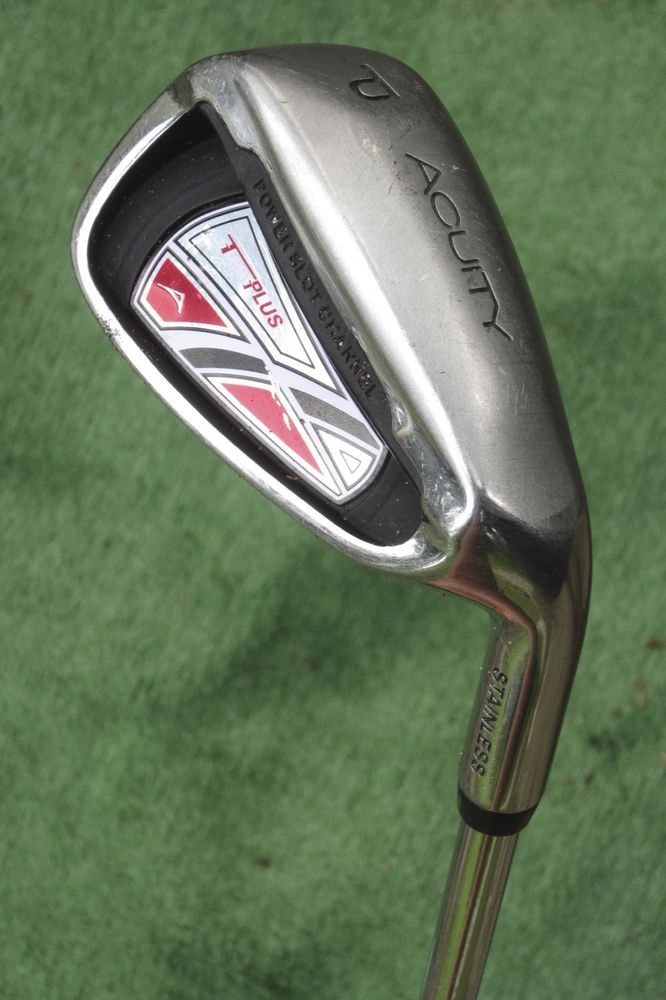 Used Ladies Golf Clubs >> Acuity Turbo Plus Pitching Wedge Used Golf Club From