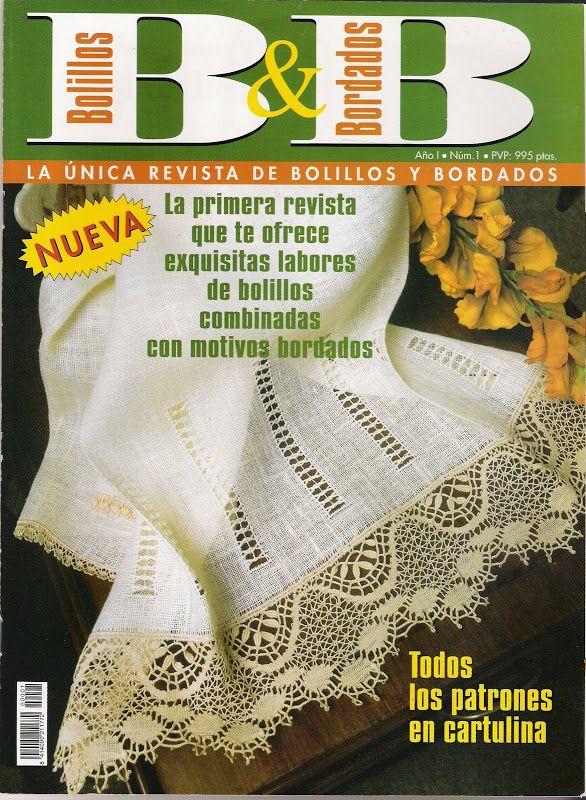 Bordados y Bolillos 1 - Almu Martin - Álbumes web de Picasa
