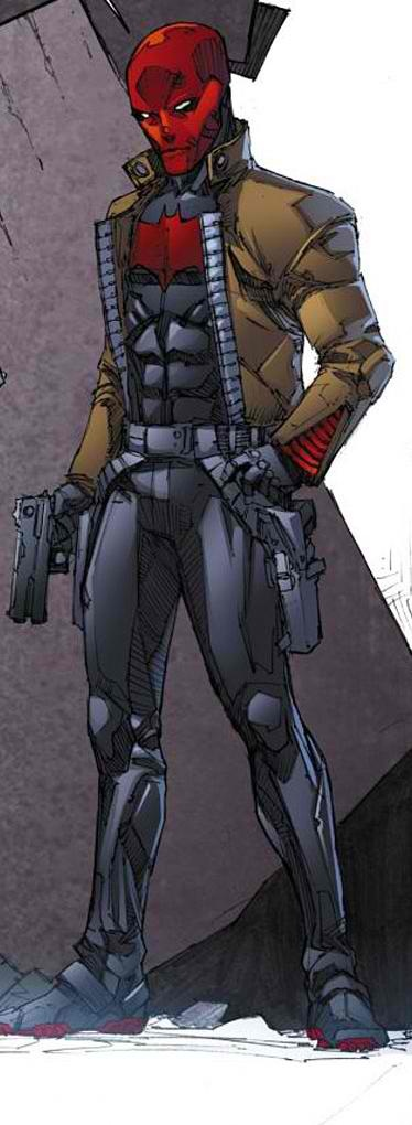 "Red hood - Jason Todd, I never could ""buy into"" Jason Todd surviving....."