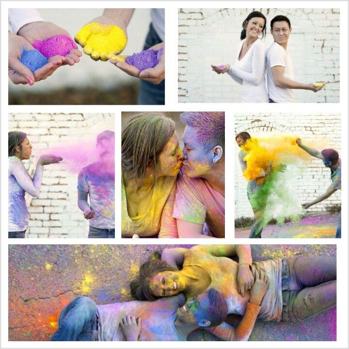 Powder paint photo shoot jordan brannock photography for Paint photo shoot ideas