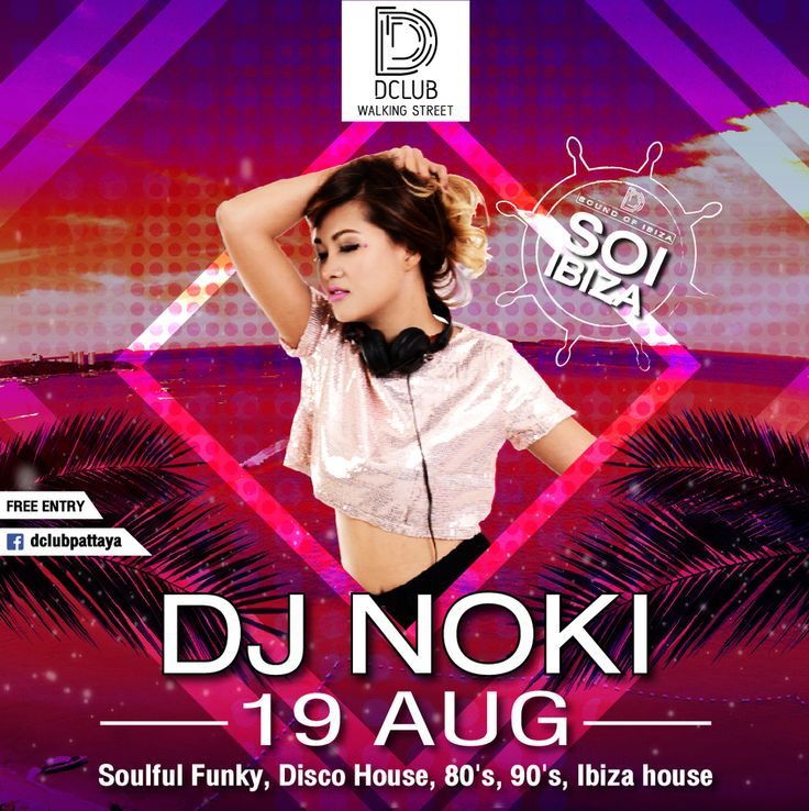 Set times for tonight's Soi Ibiza at Dclub ! promo :  Jack Daniel's 1800 thb  San Miguel light bucket ( 4x bottles ) 399 thb  Spy Bucket ( 3x bottles ) 220 THB