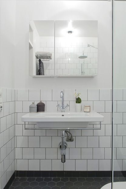 17 Best images about Badrum on Pinterest   Hexagons, Floor drains ...