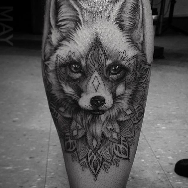 Ver Esta Foto Do Instagram De Jimimay 409 Curtidas Fox Tattoo Animal Tattoos Tattoos