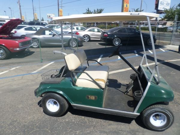 1998 CLUB CAR GOLF CART For Sale by Owner
