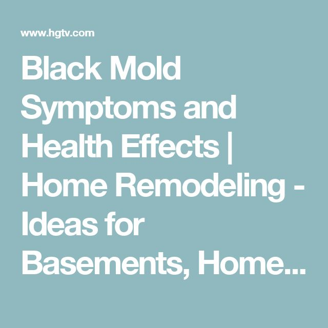 25 B Sta Black Mold Symptoms Id Erna P Pinterest Autoimmuna Sjukdomar