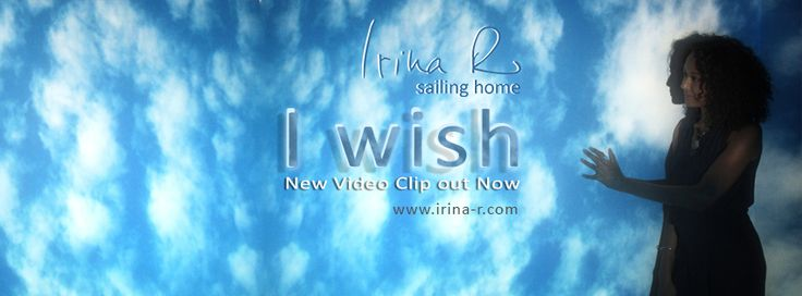 "Irina-R Facebook cover image made for ""I wish"" new video clip. - 2016 All rights reseved - SDC Arte Production"