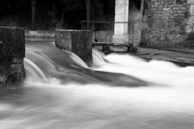Tonnerre, la fosse Dionne (Yonne 89) #tonnerre #yonne #bourgogne