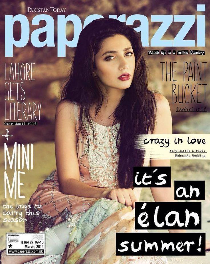Image result for mahira khan magazine