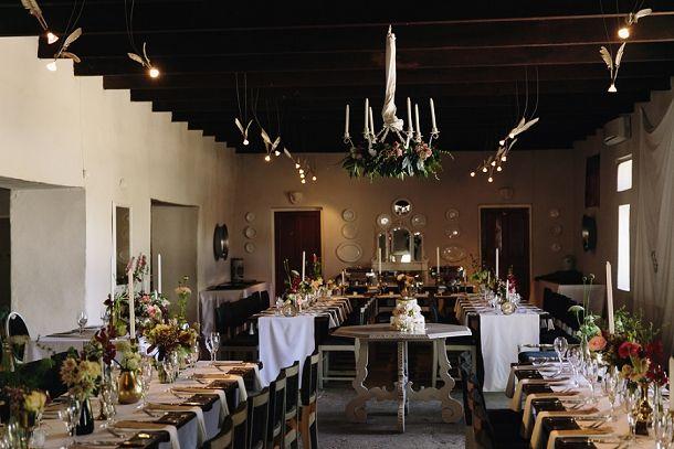 Organic Jewel Tone Wedding by Heather Steyn | SouthBound Bride