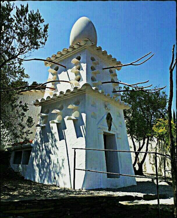 Casa -Museu Salvador Dalí. Portlligat. Alt Empordà. Girona.