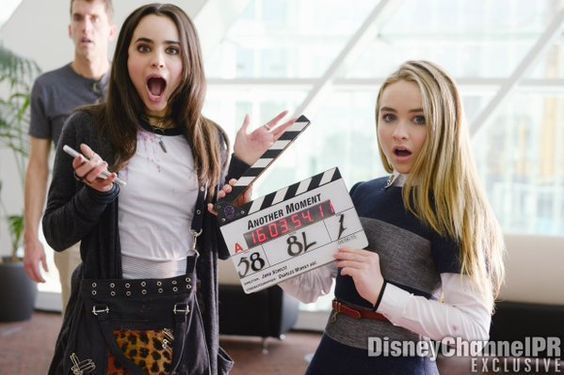 #AdventuresInBabysitting premieres on June 24th, 2016! Don't miss it! You can get ready for the movie with Sabrina and Sofia's new song #Wildside, available here: https://itunes.apple.com/us/album/wildside-from-adventures-in/id1114928131