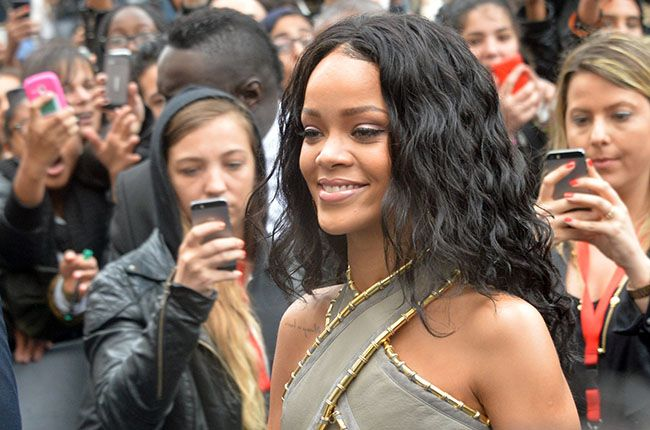 Rihanna Prays for 'Swift End' to Conflict After Deleting '#FreePalestine' Tweet Billboard