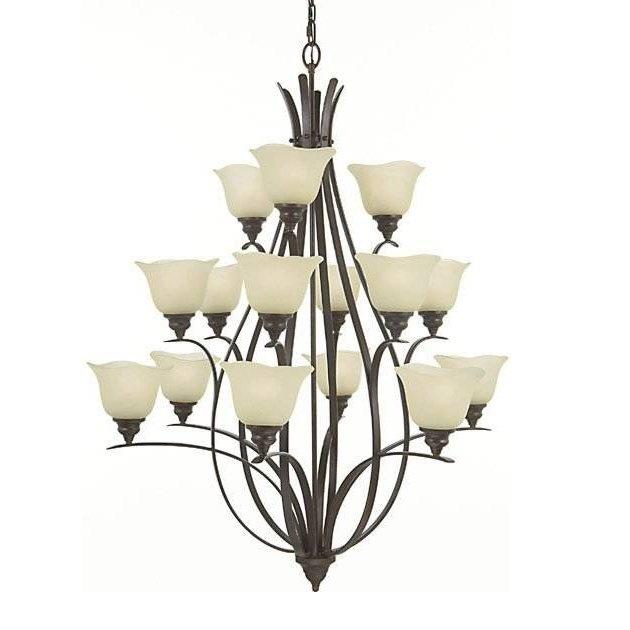 78 best foyer chandelier images on pinterest foyer chandelier homes and chandeliers - Large chandeliers for foyers ...