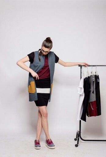 Clothes available on http://adrianvele.com
