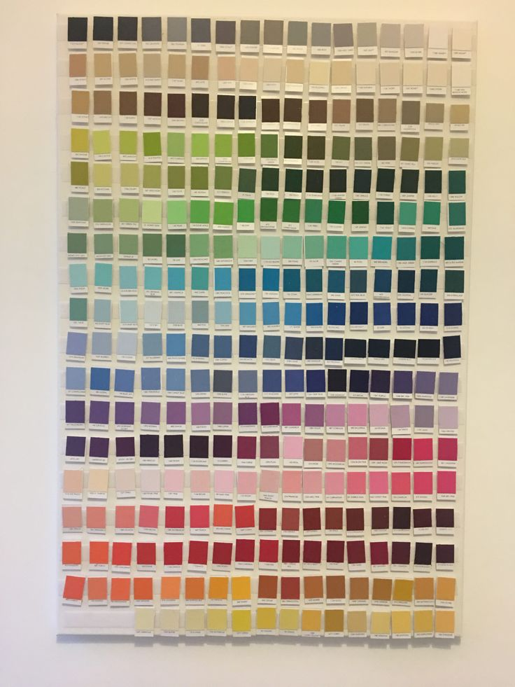 Kona Colour Board / Memo Board