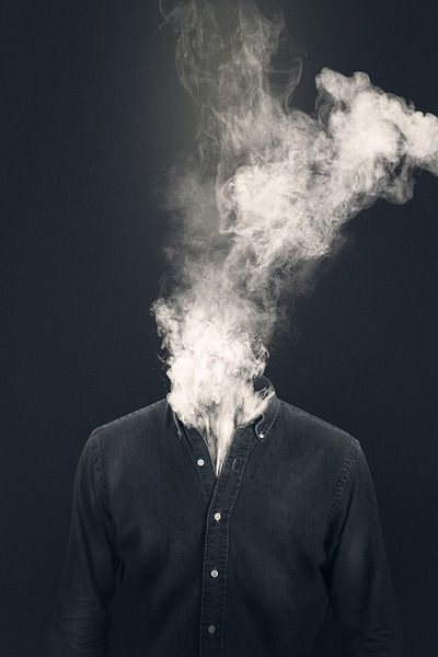 spontaneous combustion is sadly a common end for those who suffer from invisibility...