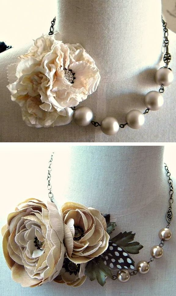 Kwiat 15. ♥ handmade wedding jewelry