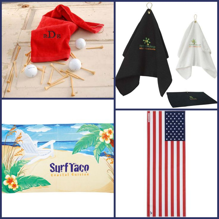 Promotional Beach Towel, Fitness Towel and Golf Towel from HotRef.com