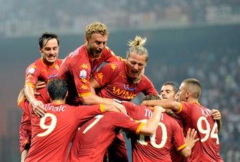 AS Roma - goal