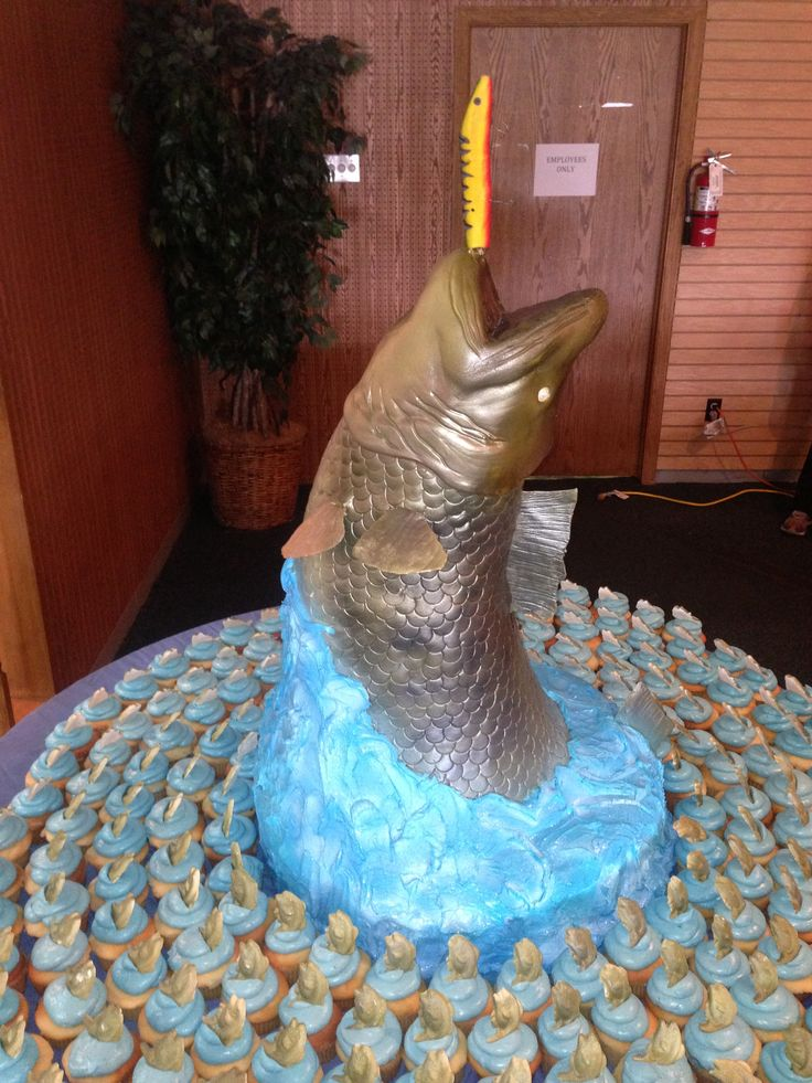 fishing wedding cake images 46 best of all the fish in the sea you re the one for me 14289