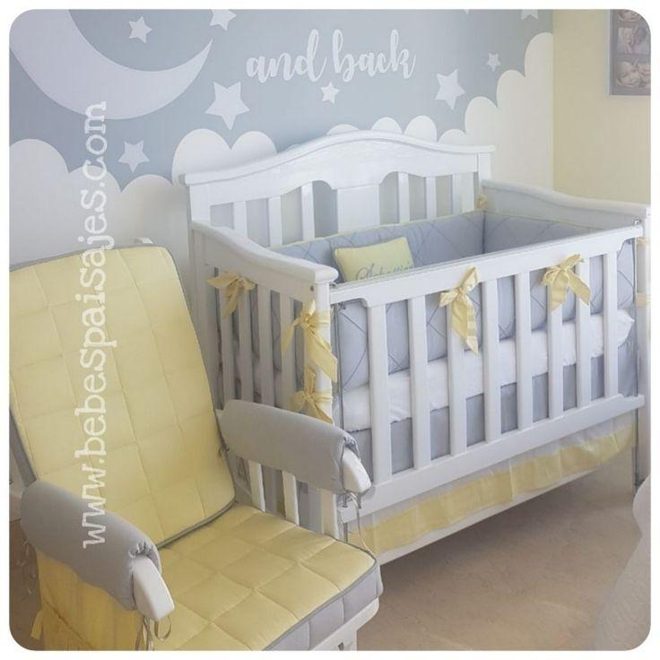 Grey and yellow for your soul / geus y amarillo para tu alma... Pide ya el tuyo! #babybedding #juegodecuna WhatsApp: +573103126695 Info@bebespaisajes.com www.bebespaisajes.com #juegosdecuna #toallas #bebes #sabanas #niños #lenceriabebe #manta #embarazo #decoracionhabitacion #babyshower #toldo #barranquilla #colombia #maderacountry #cuna #cunas